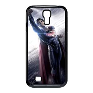 AKERCY Superman Man of Steel Henry Cavill Phone Case For Samsung Galaxy S4 i9500 [Pattern-5]