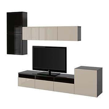 Ikea 8204.81129.1834 - Mueble de TV con Puertas y cajones de ...