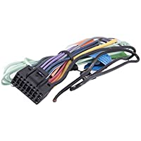 JVC KW-V10 KW-V100 KW-V11 KW-V120BT KW-V130BT KW-V200BT KW-V20BT KW-V21BT KW-V220BT KW-V230BT OEM GENUINE WIRE HARNESS PLUS WORKS ON 9 OTHER MODELS SEE DESCRIPTION