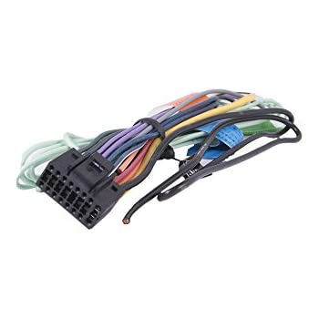 xtenzi power wire harness for jvc radio dvd 16. Black Bedroom Furniture Sets. Home Design Ideas