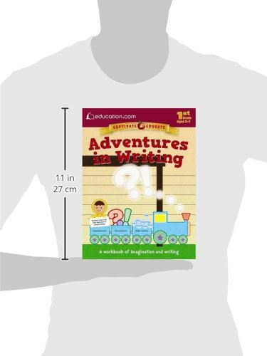 Adventures in Writing: A workbook of imagination and writing ...