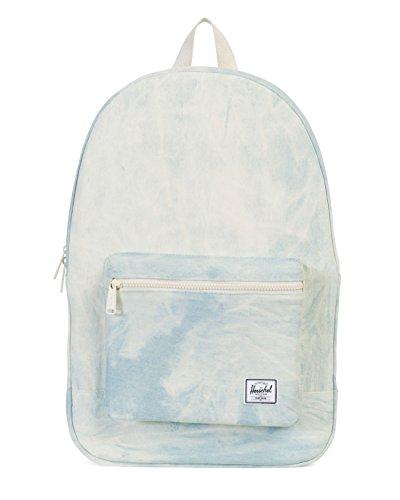 Herschel Supply Co. Women's Packable Backpack, Bleach Denim, One (Bleach Denim)