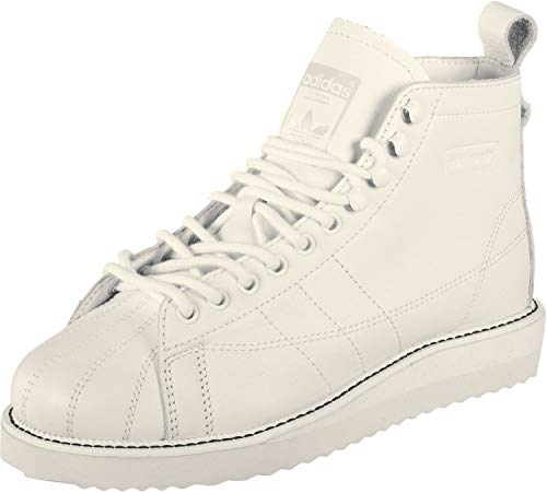 Adidas Superstar Boot Bianco Scarpa W Y6yvbf7gI