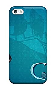 Iphone Cover Case - Dakota Fanning In Coraline Protective Case Compatibel With Iphone 5/5s