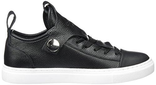 Bianca Bassa Delle offwhite Donne Sneaker Armani 41610 Jeans AnOcaqnxz