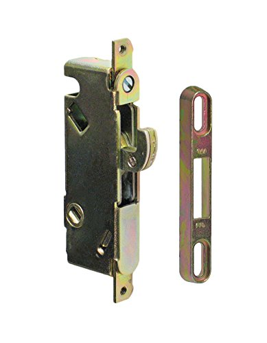 FPL #3-45-S Sliding Glass Door Replacement Mortise Lock, 3-11/16