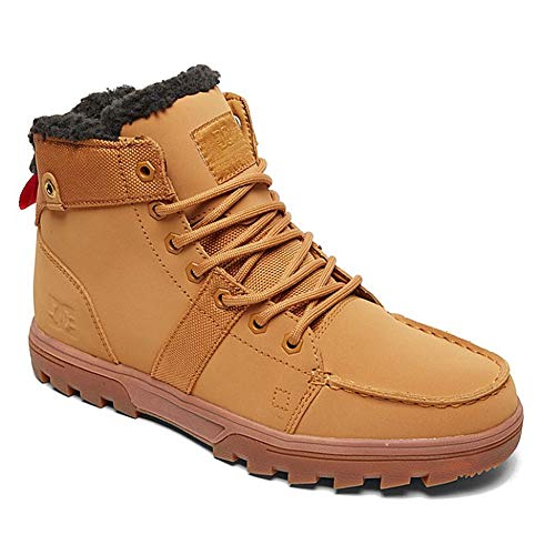Wea Lace Woodland up Men's Shoes Boot Top Brown Dc Snow Hi xSpqOwnzTz