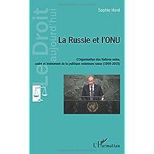 La Russie et l'ONU