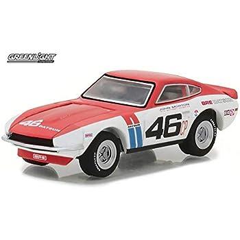 Greenlight 1:64 Tokyo Torque 1973 Datsun Baja Z #300 Brock Racing GREEN MACHINE