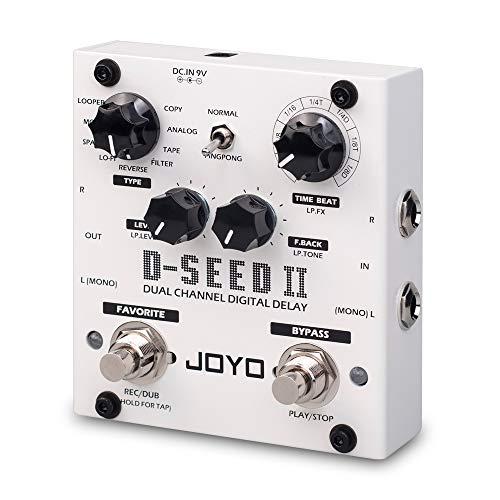 JOYO D-SEED-II Delay and Looper