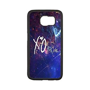 Top Popular the-weeknd XO Posters phone Case Cove For Samsung Galaxy S6 Edge SM-G925 XXM9166914