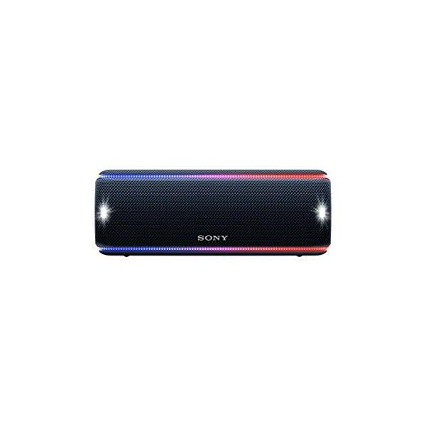 Sony SRS-XB31 Enceinte portable sans fil Bluetooth Waterproof avec effets lumière - Noir 1