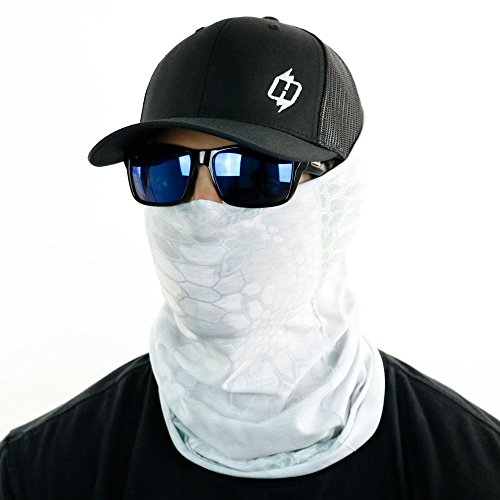 - Hoo-Rag Kryptek Ski Mask Yeti Pattern Perfect for Skiers and Snowboaders