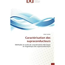 CARACTERISATION DES SUPRACONDUCTEURS