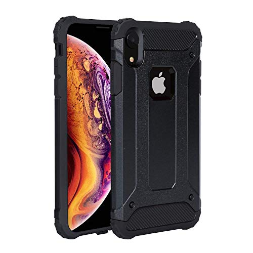 Compatible for iPhone Xs Max Case,Clear Anti-Sc...