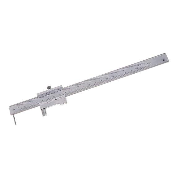 Messlehre Mit Hartmetallschneider SM SunniMix Edelstahl-Messschieber Silber 0-400mm