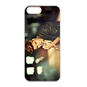 Best Designed Canadian pop singer Justin Bieber Case Cover Protector Compatible with iPhone 5c 100% TPU (Laser Technology)
