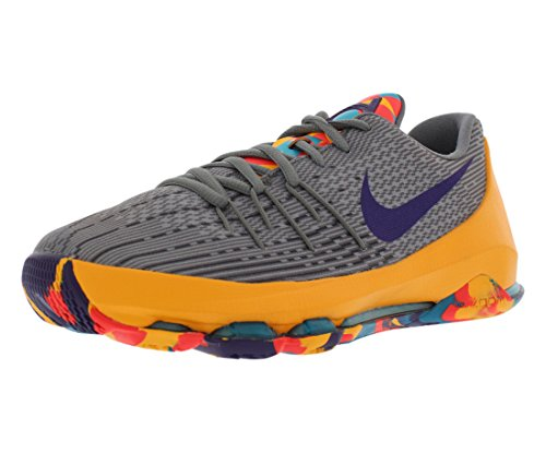 1c049bbebd3 Nike 768867-050 KD 8 Prince George Basketball Shoes Youth Kids Size 3.5Y