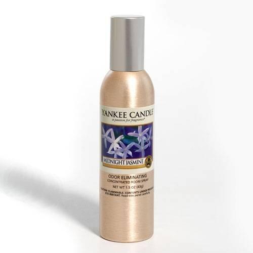 Room Spray Jasmine (Yankee Candle Midnight Jasmine Room Spray)
