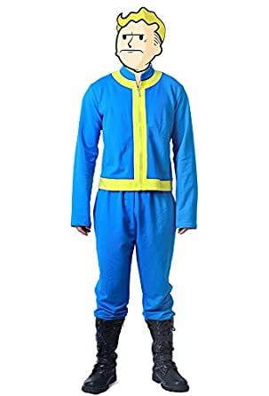 nuka cola gun fallout source amazon com miccostumes men s pip boy cosplay costume clothing