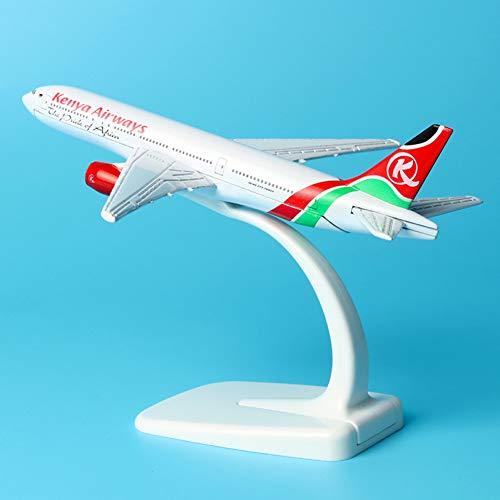 Marreto 16Cm Metal Kenya Boeing 777 Plane Model Alloy Model Aviation Airways Model B777 Aircraft Kenya Airplane Model Stand Craft 1:400