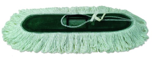 O'Dell FMG245 EchoShine PET Recycled Rayon Flat Finish Mop, 24''  (Case of 12) by O'Dell