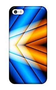 Forever Collectibles Funky Criss Cross Design Hard Snap-on For LG G3 Phone Case Cover