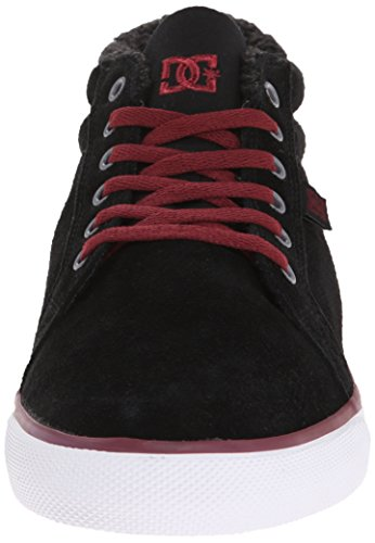 Council Women's WNT Mid Shoe DC Black Skate R50xA