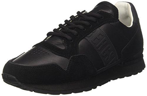 Bikkembergs Kate 994, Sneaker a Collo Basso Donna Nero (Black)