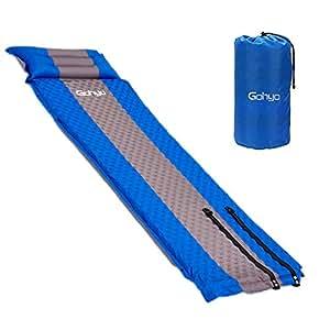 Amazon.com: Gohyo Ultralight Inflatable Sleeping Pad ...