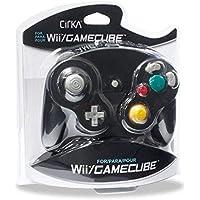 Hyperkin Inc CirKa Controller - Black for Nintendo Wii and Gamecube