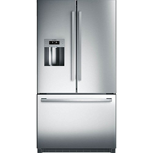 Bosch B26FT50SNS 800 Series 36 Inch French Door Refrigerator with 25 cu. ft. Total Capacity, in Stainless Steel