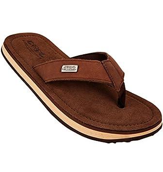 Zehentrenner Leder Cool Shoe ORIGINAL SLIGHT DELUXE brown 39/40