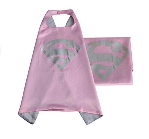 Rush  (Deluxe Kids Supergirl Costume)