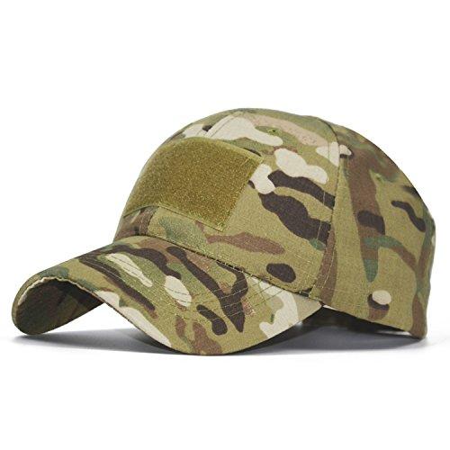 TokLask Multicam Digital Camo Special Force Tactical Operator hat Contractor SWAT Baseball Hat US Corps Cap MARPAT ACU