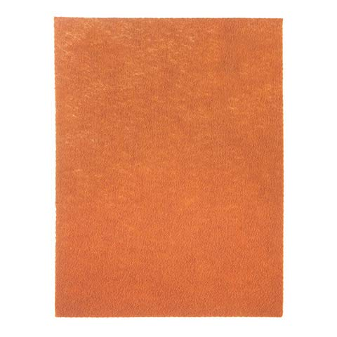 Spruce up Thanksgiving and Fall-Themed Crafts with This Kunin Premium Felt Sheet. The Muted Orange hue Pairs Well with Seasonal Browns and Creams.
