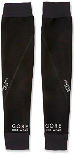 Gore Bike WEAR Unisex Arm Warmers, Gore Windstopper, Universal Arm Warmers, Size: XL, Black, AWAUNO (Windstopper Arm Warmer)