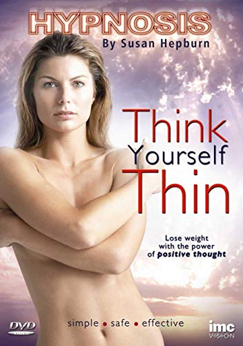 Think Yourself Thin Hypnosis with Susan Hepburn - Healthy Living Series [DVD]