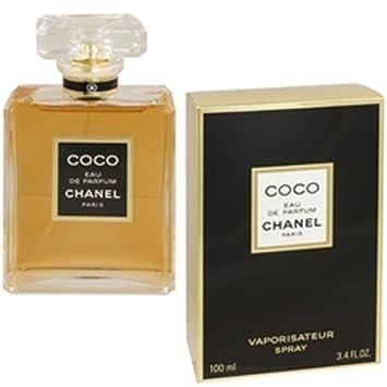 Chanel Coco Eau De Parfum 100 Ml Femme Woman Chanel Amazon Co Uk