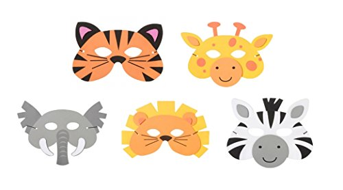 Animal Face Masks For Adults - 6