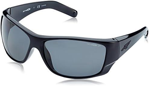 Arnette Heist 2.0 gafas de sol, Black, 66 para Hombre: Amazon.es ...