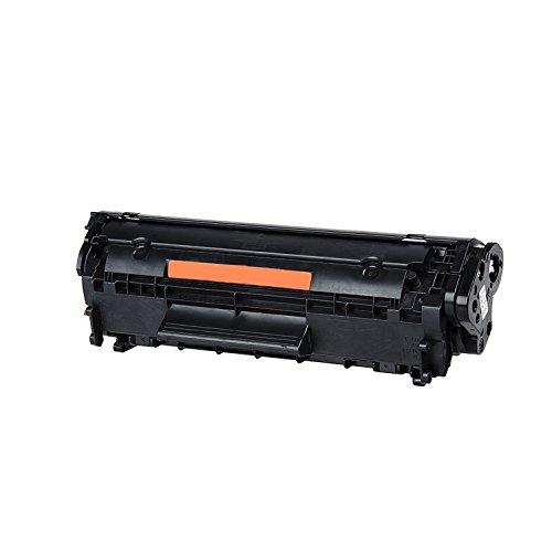 104 Laser Cartridge - Canon 104 FX9 Premium Compatible Laser Toner Cartridge for Canon 0263B001A, FX-9 RH-Q2612A/FX-9/C104 (Black, 1-Pack)