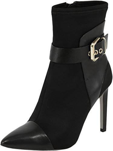 GUESS Femme Pumps Highheels Stilettos Turquoise Noir 4ZBye