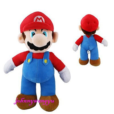 New Super Mario Bros. Brothers Plush Doll Stuffed Animal Figure Toy 10