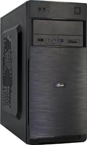 Inter-Tech SY-132 - Caja de Ordenador (PC, ATX, uATX, Negro, 80, 92, 120 mm, 120, 140 mm, 8 cm): Amazon.es: Informática