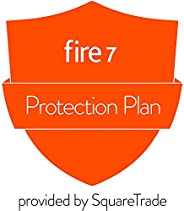 2-Year Protection Plan plus Accident Protection for Fire 7 Tablet (2017 release, delivered via e-mail)