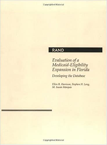 Evaluation of a Medicaid-Eligibility Expansion in Florida: Developing the Database