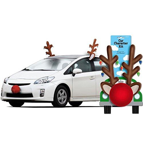 Amazon.com: Amscan Christmas Reindeer Car Kit, 3 Ct. | Party Favor ...
