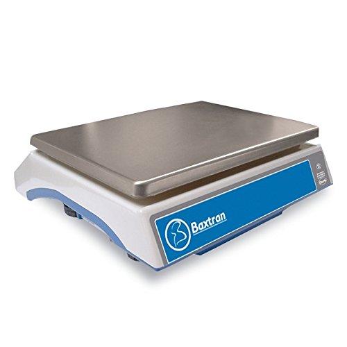 Balanza Cuentapiezas industrial Baxtran DSC30 (30Kgx1g) (29x23cm): Amazon.es: Bricolaje y herramientas