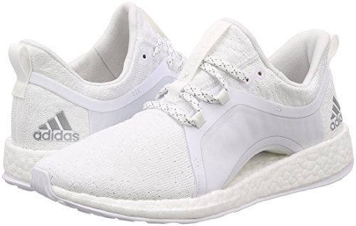 Pureboost X Fitness Chaussures De Femme Adidas Blanc 000 negbas plamet ftwbla 75wqdH